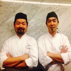 Taller de sushi fusión