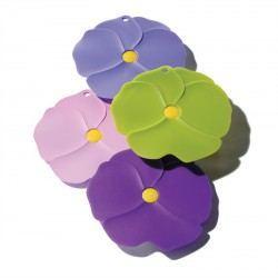 Salvamanteles Flor Silicona