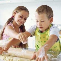 Los niños viajan cocinando (de 7 a 15 años)