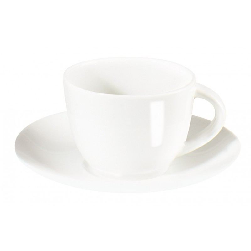 taza espresso con plato alambique