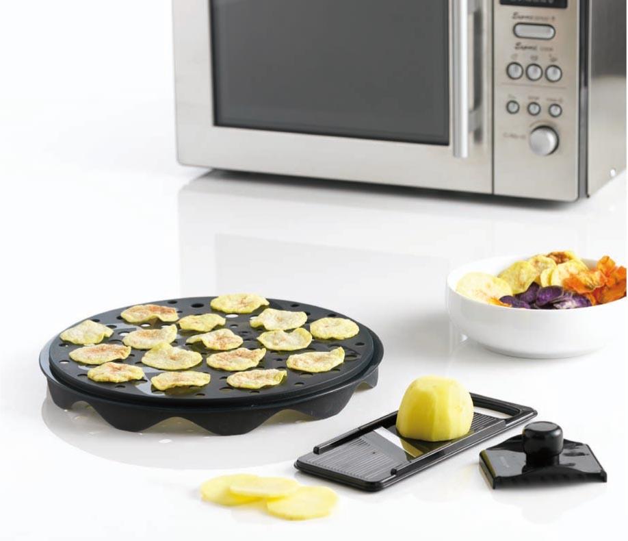 Cocedor patatas chips mandolina microondas alambique for Mandolina utensilio de cocina