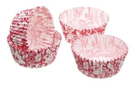 Molde para muffins en papel imagui - Moldes papel magdalenas ...