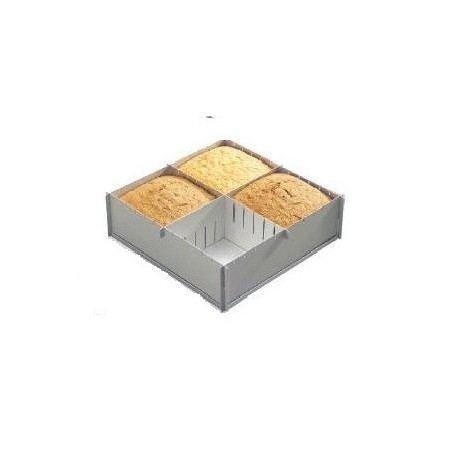 Molde Cake Multisize 30cm x 30cm x 10cm