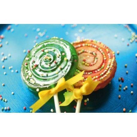 Molde Para Piruleta, Cake-Pop y Finger Food
