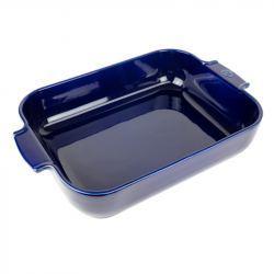 Fuente para Horno Peugeot Rectangular Azul - Varios Tamaños