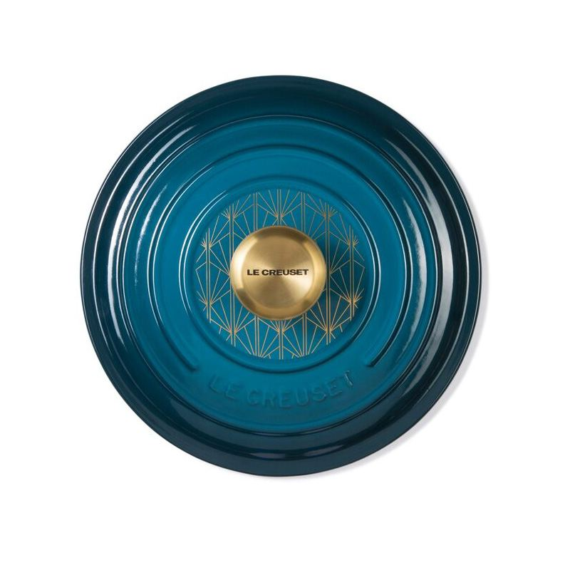 Cocotte Le Creuset Soiree Redonda 24 cm edición limitada.