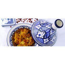 Cocina marroquí, la cocina de las especias