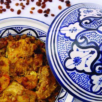 Curso de cocina de tajine