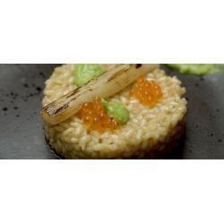 Curso de cocina de arroz contemporaneo