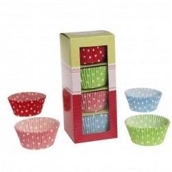 Juego de Cápsulas para Cupcakes 100 uds - Colores