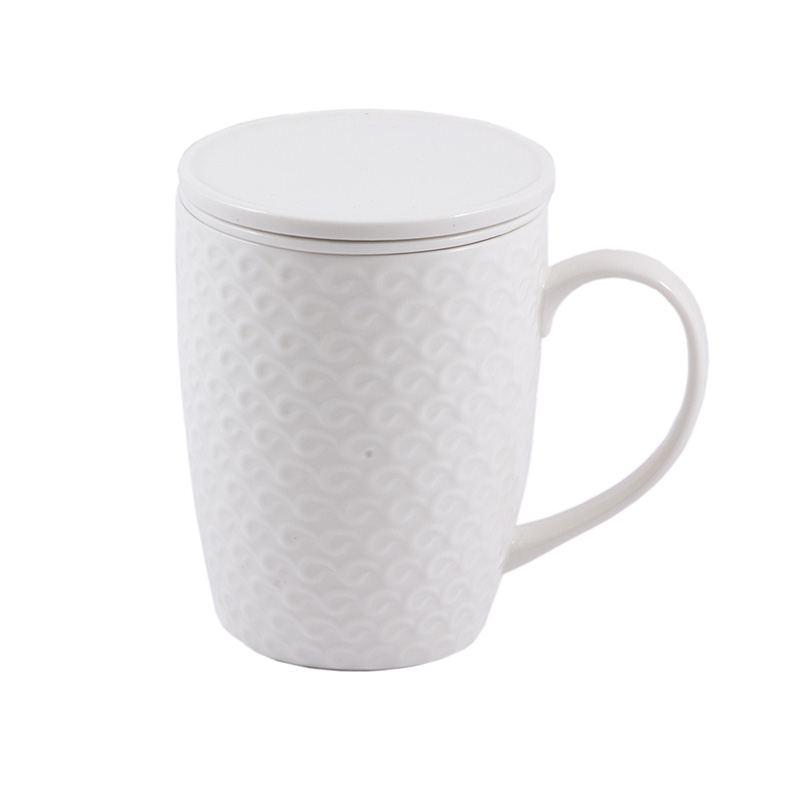 Tisanera de Porcelana con Filtro