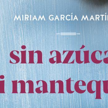 Sin mantequilla ni azúcar, presentación de libro de Miriam García
