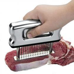 Ablandador de Carne Inoxidable