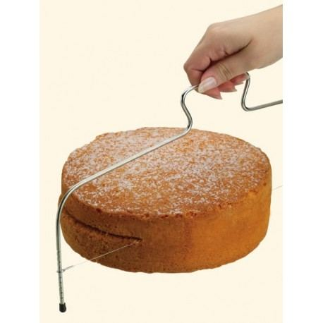 Lira Cortadora de Tartas y Pasteles
