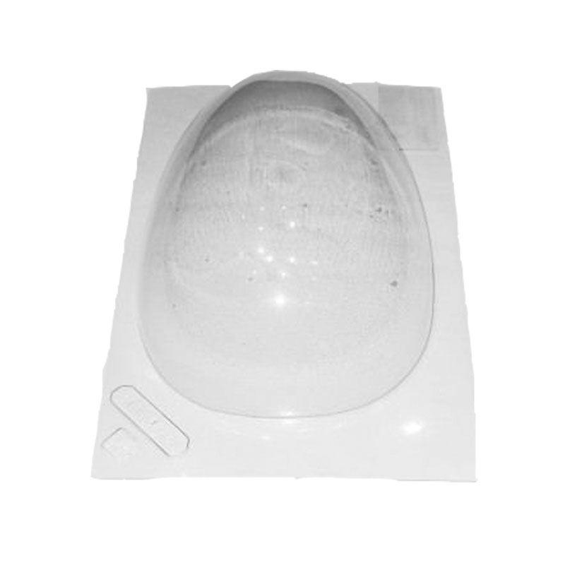 Molde Huevo de Pascua 3D Liso 18,9 cm