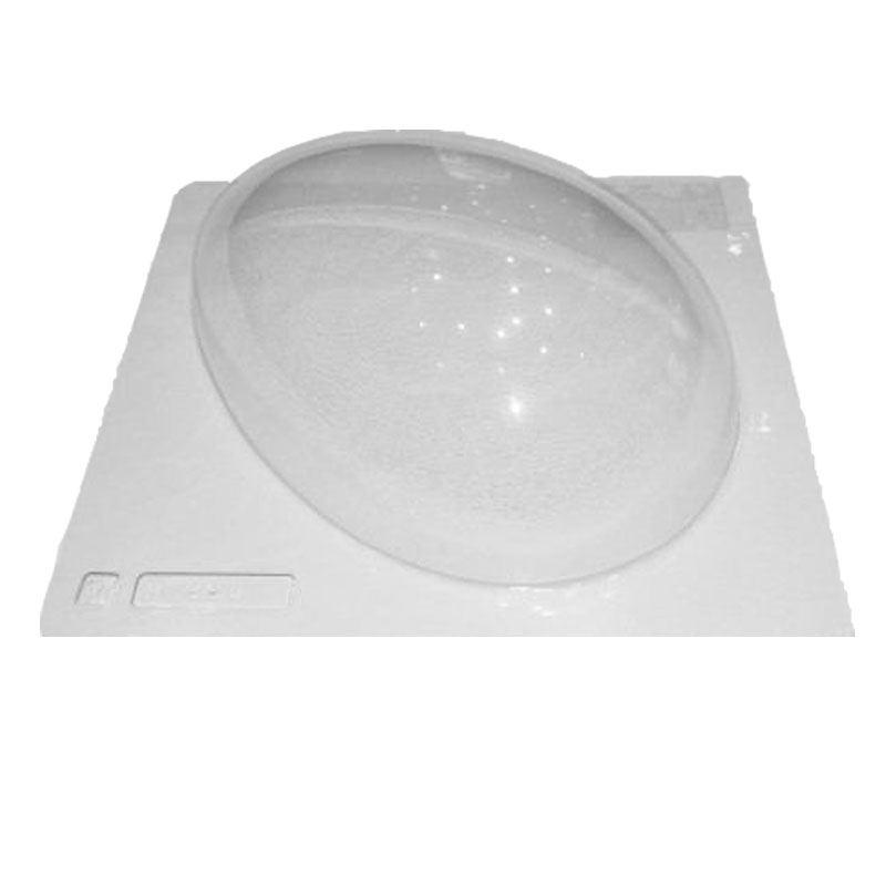 Molde Huevo de Pascua 3D Liso 12,4 cm22