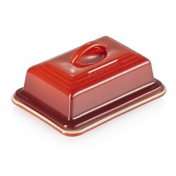 Mantequera Le Creuset Roja