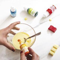 Colorante Alimentario Líquido Liposoluble - Varios Colores