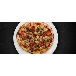 Taller para aprender a hacer pizza