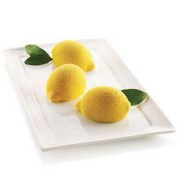 Molde de Silicona Forma Limón