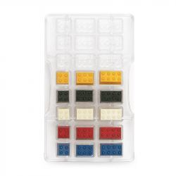 Molde para Bombones Lego