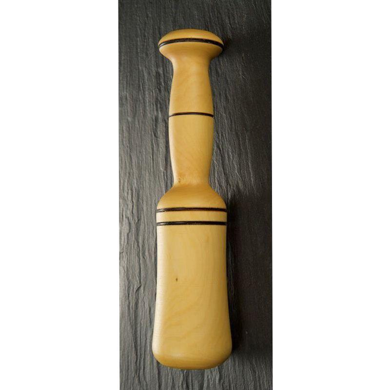 Mano de mortero en madera de boj