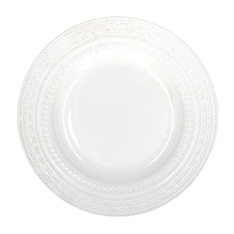 Plato Hondo Casale Porcelana