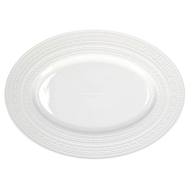 Fuente de Servir Porcelana Casale