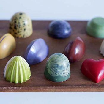 Curso de bombones artesanos