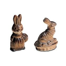 Molde Conejo de Chocolate