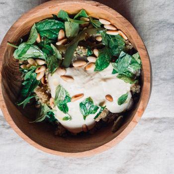 Cocina vegetariana y vegana saludable