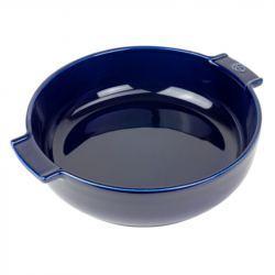 Fuente para Horno Redonda Azul