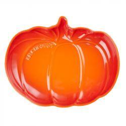 Plato Hondo Calabaza Le Creuset - Naranja