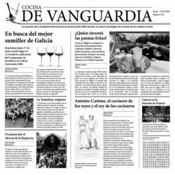 10 Hojas Periódico De Vanguardia