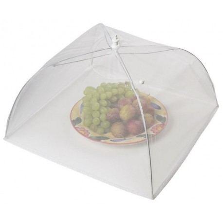 paraguas protector de alimentos