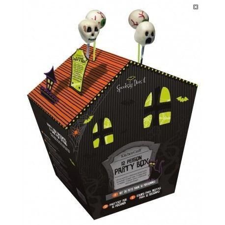 Caja para Fiesta Halloween