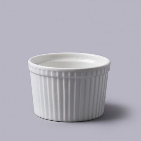 Ramequin Porcelana Individual Alto