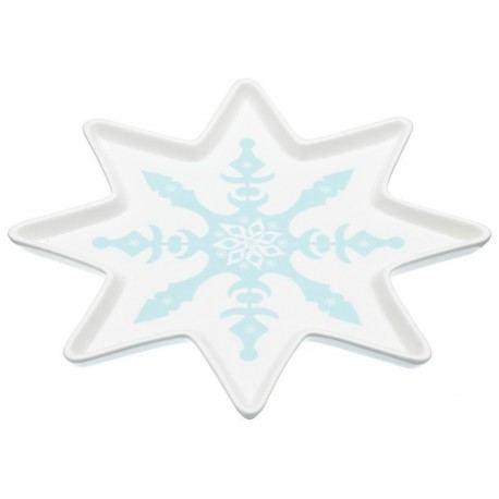 Plato Copo de Nieve - Tamaños