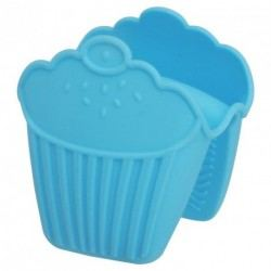 Agarrador Silicona Cupcakes