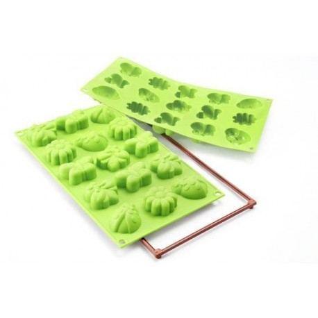 Molde Silicona Miniaturas de Primavera