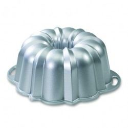 Molde de Bizcocho Bundt Aniversario Nordic Ware Silver