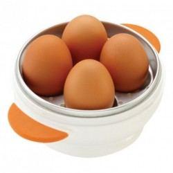 Cocedor 4 Huevos Microondas