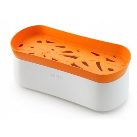 Cocedor Pasta Naranja Microondas