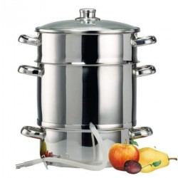 Extractor de jugo acero inoxidable