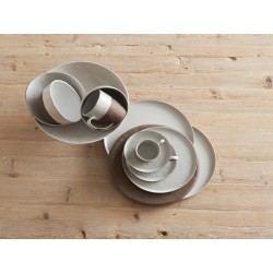 Bol de porcelana para ensaladas 28 cm