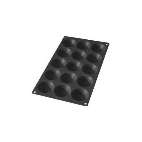 Molde Tartaleta Mini de Silicona