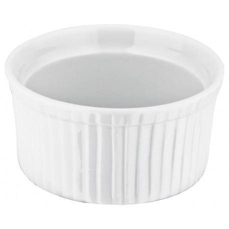 Ramequin / Bol Souffle de Porcelana 22 cm.