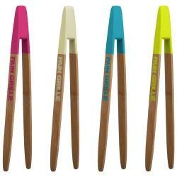 Pinza de Bambú con Imán 24 cm - Varios Colores