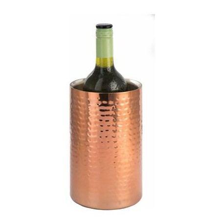 Enfriador de Vino de Cobre Martillado