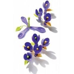 Cucharas Medidoras Flor de Azafrán - Set de 3